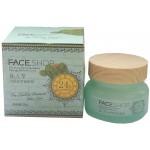 Face Shop Разглаживающий крем для лица с экстрактом кактуса. 50гр.