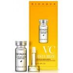 Распродажа!! Сыворотка для лица BioAqua L-Vitamin Liquid Moisturizing Serum. 10мл. Срок годности до 12.21г.