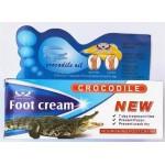 Pretty Cowry Крем от трещин для кожи ног с экстрактом крокодильего жира. 75 гр.