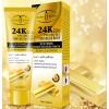 Aichun Beauty Отшелушивающий пилинг гель для лица и тела c 24К золотом, 100мл